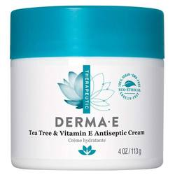 Derma E Tea Tree  E Antiseptic Creme