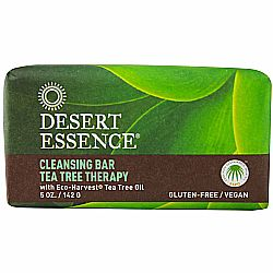 Desert Essence Cleansing Therapy Bar Soap