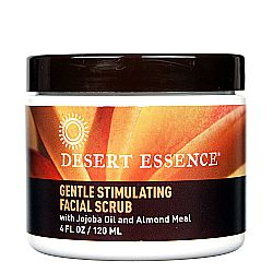 Desert Essence Gentle Stimulating Facial Scrub