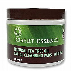 Desert Essence Natural Cleansing Pads