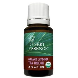 Desert Essence Tea Tree And Lavender Oil