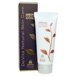 Devita Natural Skin Care Cappuccino Cocoa Mud Masque