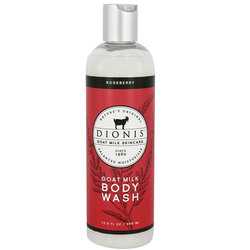Dionis Goat Milk Skincare Classic Floral Body Wash