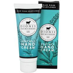 Dionis Goat Milk Skincare Classic Floral Hand Cream