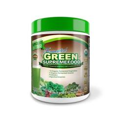 Divine Health Organic Fermented Green Supremefood