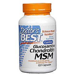 Doctor's Best Glucosamine Chondroitin MSM