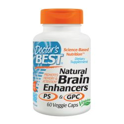 Doctor's Best Natural Brain Enhancers PS and GPC