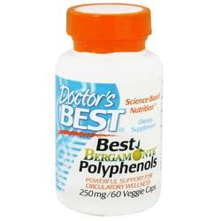 Doctor's Best Bergamonte Polyphenols