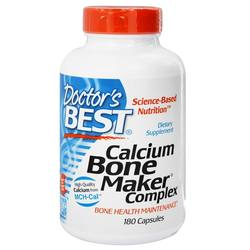 Doctor's Best Calcium Bone Maker Complex