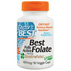 Doctor's Best Fully Active Folate