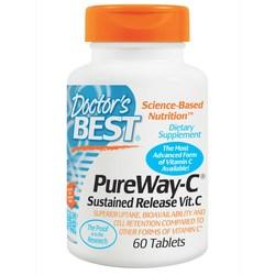 Doctor's Best PureWay-C Sustained Release Vitamin C
