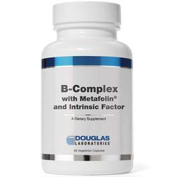 Douglas Labs B-Complex with Metafolin and Intrinsic Factor