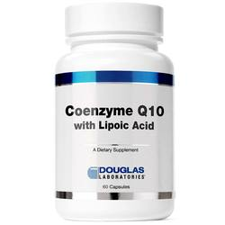 Douglas Labs Coenzyme Q10 With Lipoic Acid