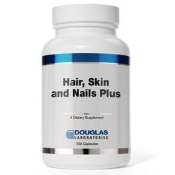 Douglas Labs Hair- Skin and Nails Plus