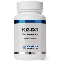 Douglas Labs K2-D3 With Astaxanthin