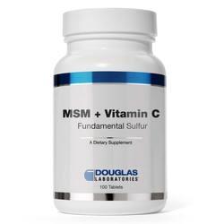 Douglas Labs MSM + Vitamin C