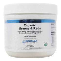 Douglas Labs Organic Greens and Reds