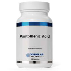 Douglas Labs Pantothenic Acid