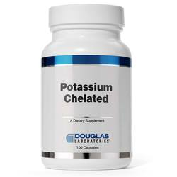 Douglas Labs Potassium Chelated 99 mg