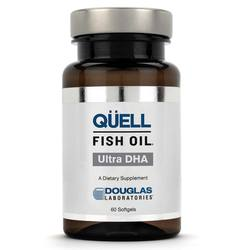 Douglas Labs Quell Fish Oil Ultra DHA