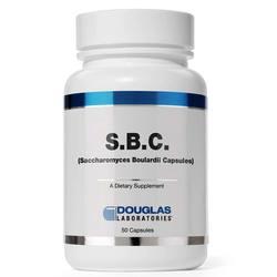Douglas Labs S.B.C. (Saccharomyces Boulardii Capsules)