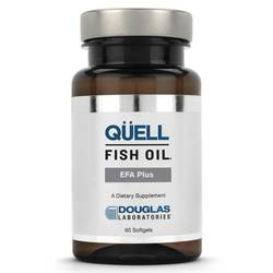 Douglas Labs Quell Fish Oil EPA and DHA Plus D