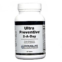 Douglas Labs Ultra Preventive 2-A-Day