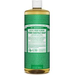 Dr. Bronner's Almond Oil Pure Castile Soap