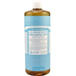 Dr. Bronner's Baby Mild Pure Castile Soap