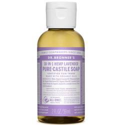 Dr. Bronner's Lavender Oil Pure Castile Soap