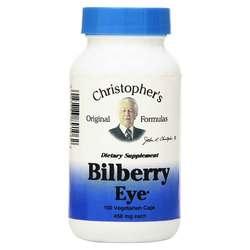 Dr. Christophers Bilberry Eye Formula