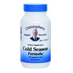 Dr. Christophers Cold Season Immune Formula