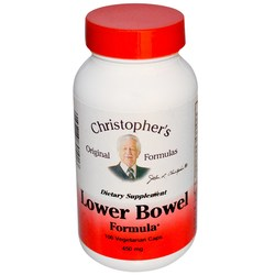 Dr. Christophers Lower Bowel Formula