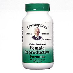 Dr. Christophers Female Reproductive Formula