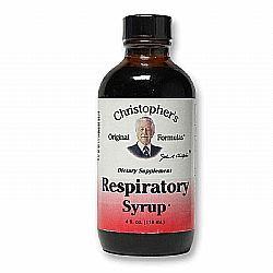 Dr. Christophers Respiratory Relief Syrup