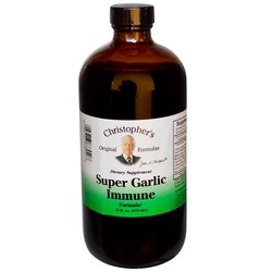 Dr. Christophers Super Garlic Immune Syrup