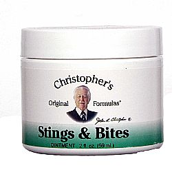 Dr. Christophers Stings  Bite Ointment
