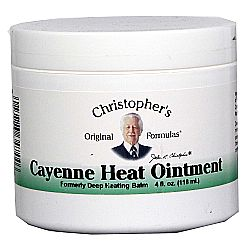 Dr. Christophers Cayenne Ointment