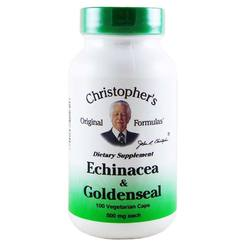 Dr. Christophers Echinacea  Goldenseal