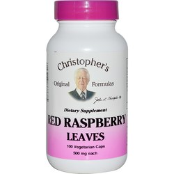 Dr. Christophers Red Raspberry Leaf