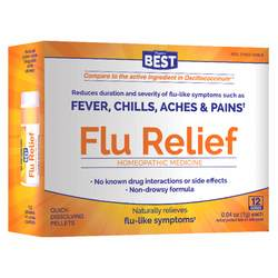 Dr. King's People's Best Flu Relief