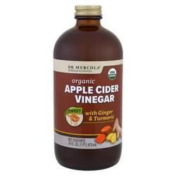 Dr. Mercola Apple Cider Vinegar - Sweet