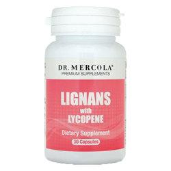 Dr. Mercola Lignans with Lycopene