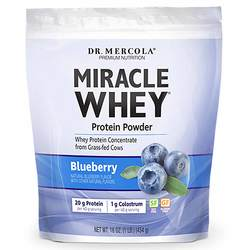 Dr. Mercola Miracle Whey Blueberry