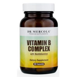 Dr. Mercola Vitamin B Complex