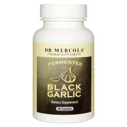 Dr. Mercola Fermented Black Garlic