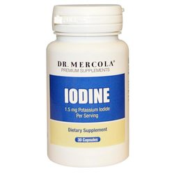 Dr. Mercola Iodine