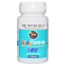 Dr. Mercola Kid's Krill Oil