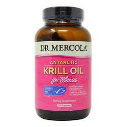 Dr. Mercola Krill Oil for Women with EPO - 3 Month Supply
