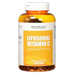Dr. Mercola Liposomal Vitamin C - 3 Month Supply